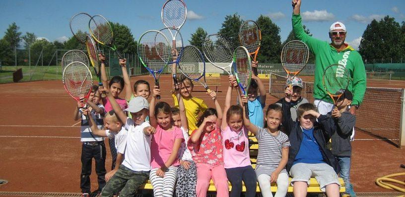 brand new 95db7 cd916 Tennis-Schnupperstunden – Volksschule Güssing